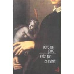Le Don Juan de Mozart - Pierre-Jean JOUVE - Livre - laflutedepan.com