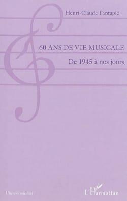 60 ans de vie musicale : de 1945 à nos jours laflutedepan