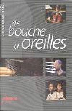 DE BOUCHE À OREILLES - Hélène JARRY-PERSONNAZ - laflutedepan.com