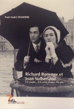 Richard Bonynge et Joan Sutherland - laflutedepan.com