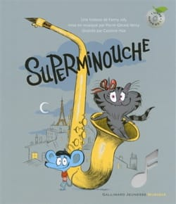 Superminouche - Fanny JOLY - Livre - laflutedepan.com