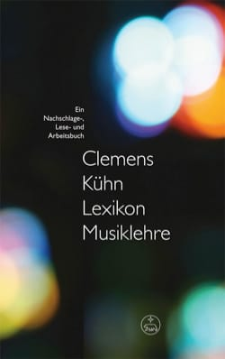 Lexikon Musiklehere - Clemens KÜHN - Livre - laflutedepan.com