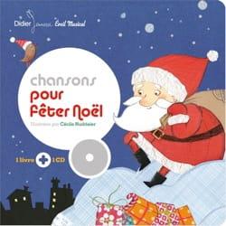 HUDRISIER Cécile / SUHUBIETTE - Songs to celebrate Christmas - Book - di-arezzo.com