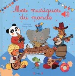 Emilie COLLET - Mes musiques du monde - Livre - di-arezzo.fr