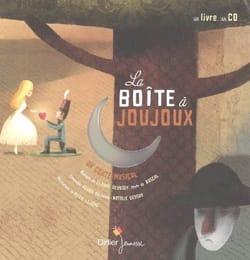La boîte à joujoux - Claude DEBUSSY - Livre - laflutedepan.com