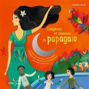 Comptines et chansons du papagaio : le Brésil et le Portugal en 30 comptines - laflutedepan.com