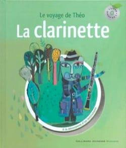 La clarinette - Le voyage de Théo : à la découverte d'un instrument - laflutedepan.com