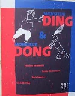 Monsieur Ding et Monsieur Dong - Agnès VESTERMAN - laflutedepan.com