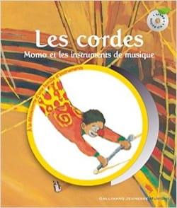 Les cordes : Momo et les instruments de musique laflutedepan