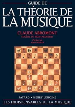 ABROMONT Claude / MONTALEMBERT Eugène de - Guide to the theory of music - Book - di-arezzo.com