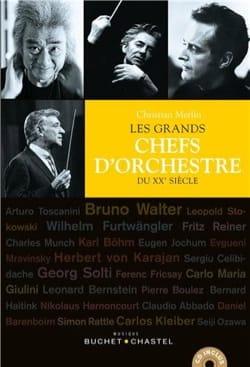 Les grands chefs d'orchestre du XXe siècle laflutedepan