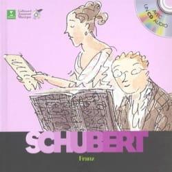 Franz Schubert DU BOUCHET Paule / VOAKE Charlotte Livre laflutedepan