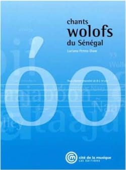 PENNA-DIAW Luciana - Chants wolof du Sénégal - Livre - di-arezzo.fr