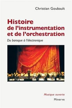 Histoire de l'instrumentation et de l'orchestration laflutedepan