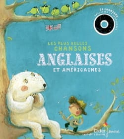 Collectif - Les plus belles chansons anglaises et américaines - Livre - di-arezzo.fr