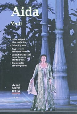 Avant-scène opéra (L'), n° 268 : Aïda VERDI Livre laflutedepan