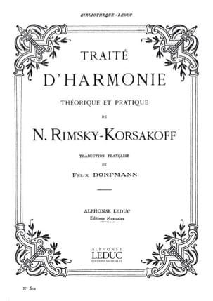 Traité d'harmonie théorique et pratique laflutedepan