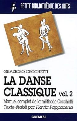 La danse classique : manuel complet de la méthode Cecchetti, vol. 2 laflutedepan