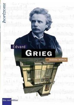 Edvard Grieg Isabelle WERCK Livre Les Hommes - laflutedepan