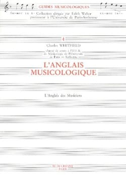 Charles WHITFIELD - Musicological English - Book - di-arezzo.co.uk