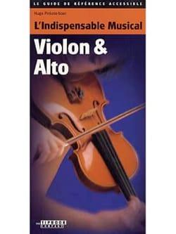 L'Indispensable musical - Violon et alto laflutedepan