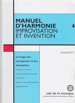 Manuel d'harmonie, vol. 3 : Répertoire de thèmes - laflutedepan.com