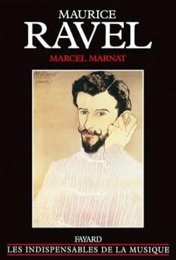 Maurice Ravel Marcel MARNAT Livre Les Hommes - laflutedepan