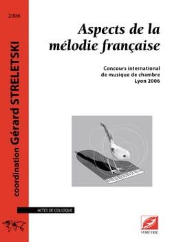 Aspects de la mélodie française - laflutedepan.com