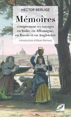 Mémoires Hector BERLIOZ Livre Les Hommes - laflutedepan