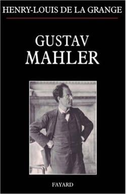 Gustav Mahler DE LA GRANGE Henry-Louis Livre Les Hommes - laflutedepan