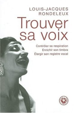 RONDELEUX Louis-Jacques - Find her voice - Book - di-arezzo.com
