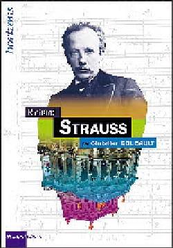Richard Strauss - Christian GOUBAULT - Livre - laflutedepan.com