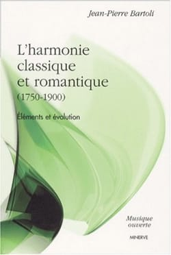 BARTOLI Jean-Pierre - Classical and romantic harmony (1750-1900) - Book - di-arezzo.com