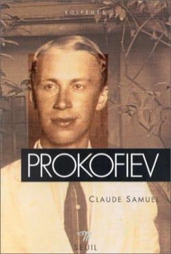 Prokofiev - Claude SAMUEL - Livre - Les Hommes - laflutedepan.com