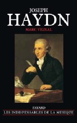 Joseph Haydn Marc VIGNAL Livre Les Hommes - laflutedepan