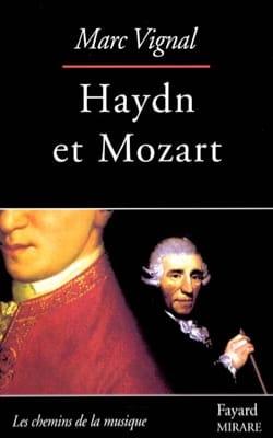 Haydn et Mozart Marc VIGNAL Livre Les Hommes - laflutedepan