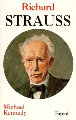 Richard Strauss Michael KENNEDY Livre Les Hommes - laflutedepan