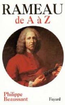 Rameau de A à Z Philippe BEAUSSANT Livre Les Hommes - laflutedepan
