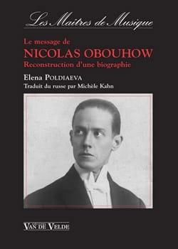 Le message de Nicolas Obouhow (1892-1954) Elena POLDIAEVA laflutedepan