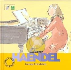 Georg Friedrich Haendel CLARY Mildred / VOAKE Charlotte laflutedepan