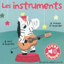 Marion BILLET - The Instruments, vol. 1 - Book - di-arezzo.co.uk
