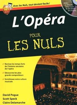 L'opéra pour les nuls (Livre de poche) laflutedepan