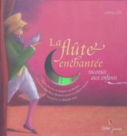 MOZART Wolfgang Amadeus - The Magic Flute told to children - Book - di-arezzo.co.uk