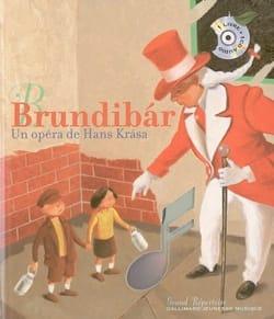 Brundibar KRASA Hans / BATAILLE Laurent Livre laflutedepan