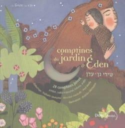Comptines du jardin d'Eden : 28 comptines juives laflutedepan