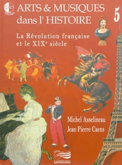 Michel ASSELINEAU - Arts and Music in History, vol. 5 - Book - di-arezzo.co.uk