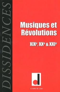 Dissidences, n° 10 : musiques et révolutions - laflutedepan.com