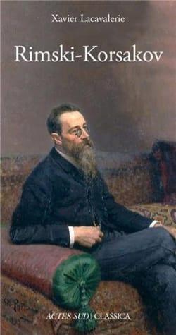 Rimski-Korsakov Xavier LACAVALERIE Livre Les Hommes - laflutedepan