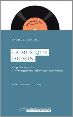 La musique du son - Jacques SIROUL - Partition - laflutedepan.com