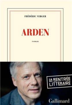 Arden - Frédéric VERGER - Livre - Les Arts - laflutedepan.com